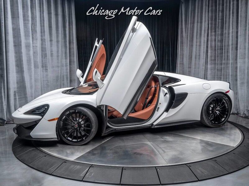 2017_McLaren_570GT_Coupe ONLY 2K MILES!_ Chicago IL