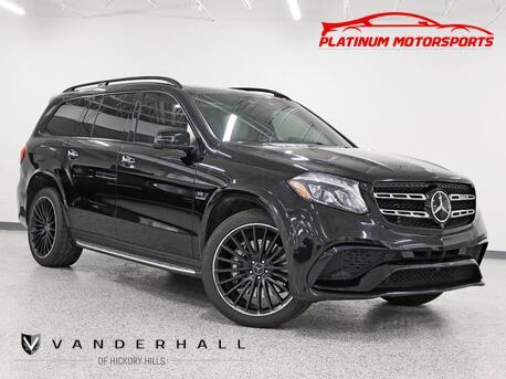 2017_Mercedes-Benz_AMG GLS 63S_Designo Interior Pano Nav Driving Pkg Night Pkg Keyless Go Fully Loaded_ Hickory Hills IL