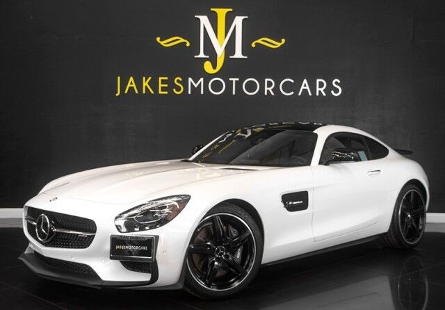 2017 Mercedes-Benz AMG GT *AMG AERODYNAMIC PACKAGE* **ONLY 2,000 MILES** San Diego CA