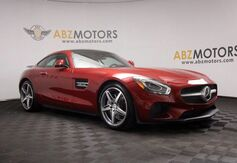 2017_Mercedes-Benz_AMG GT_AMG GT Distronic,Blind Spot,Camera,Nav,Pano_ Houston TX