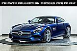 2017 Mercedes-Benz AMG GT AMG GT MSRP $126,005 Costa Mesa CA