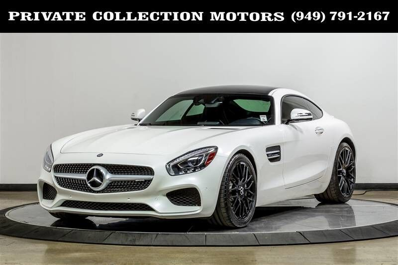 2017_Mercedes-Benz_AMG GT_AMG GT One Owner Only 20k Miles_ Costa Mesa CA