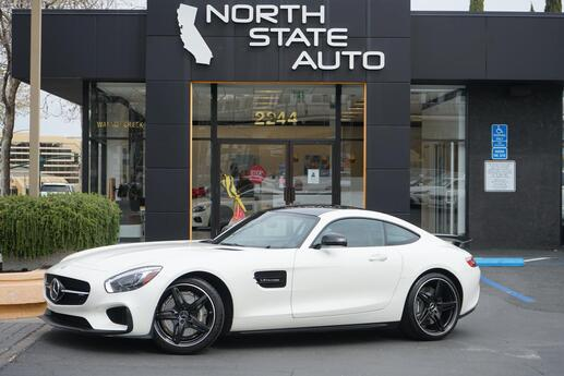 2017 Mercedes-Benz AMG GT AMG GT Walnut Creek CA