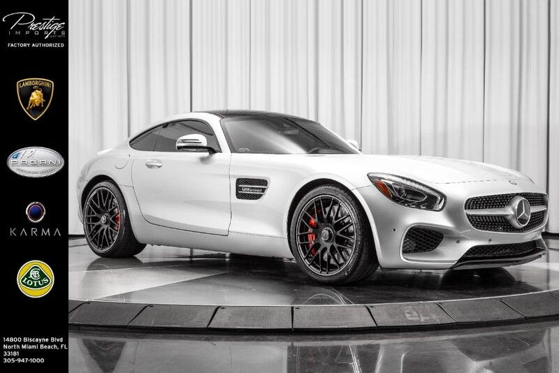 2017_Mercedes-Benz_AMG GT S_AMG GT S_ North Miami Beach FL