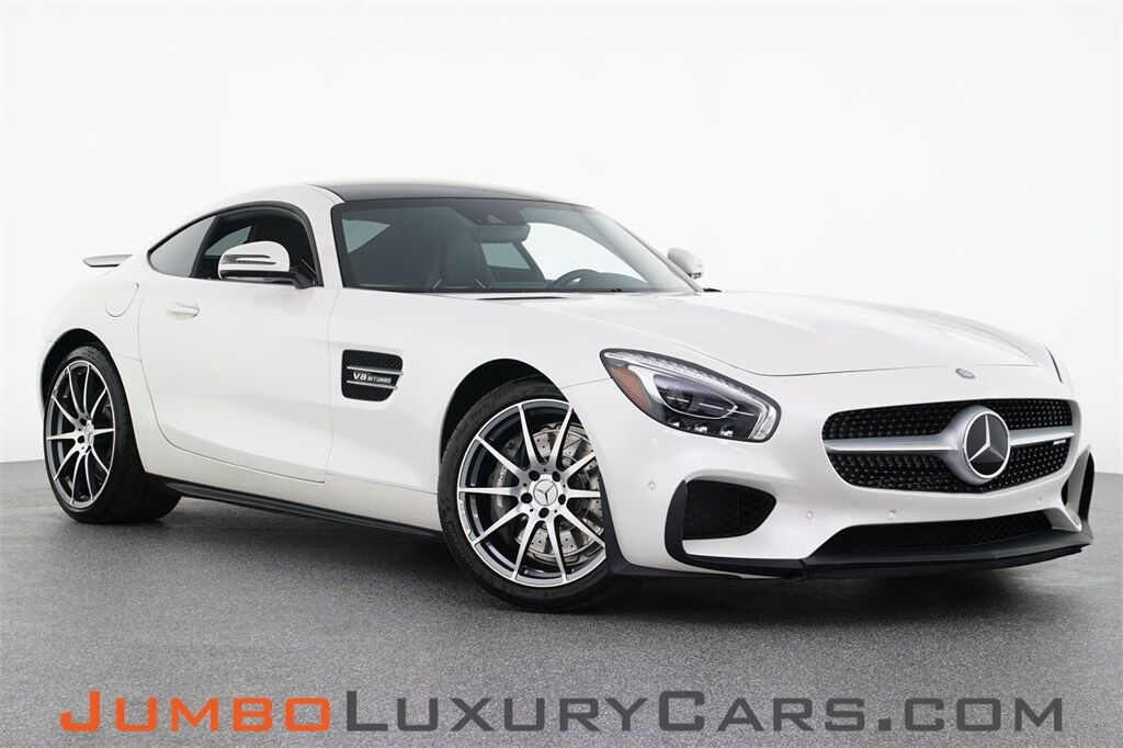 2017 Mercedes-Benz AMG® GT Hollywood FL