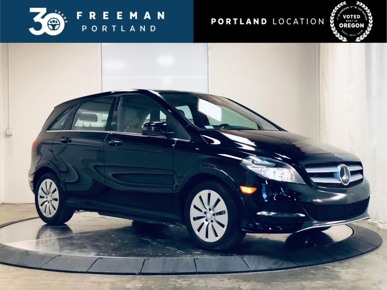 2017 Mercedes-Benz B 250e Electric Blind Spot Asst Backup Cam 5k Miles Portland OR