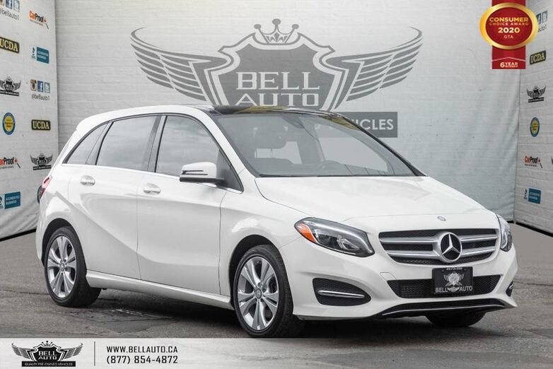 2017 Mercedes-Benz B-Class B 250 Sports Tourer, NO ACCIDENT, AWD, NAVI, REAR CAM Toronto ON