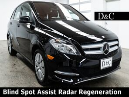 2017_Mercedes-Benz_B-Class_B 250e Blind Spot Assist Radar Regeneration_ Portland OR