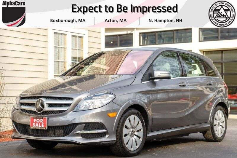 2017 Mercedes-Benz B250e Electric Drive Boxborough MA