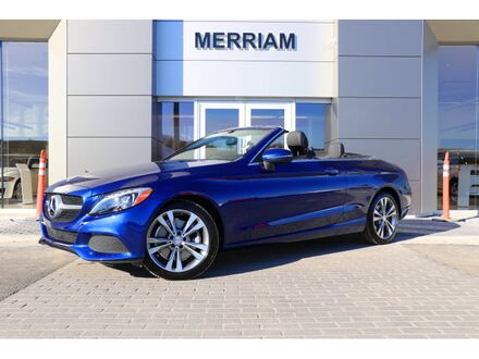 2017_Mercedes-Benz_C_300 4MATIC® Cabriolet_ Merriam KS
