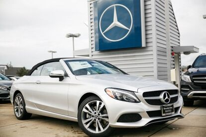 2017_Mercedes-Benz_C_300 4MATIC® Cabriolet_ Seattle WA