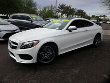 2017_Mercedes-Benz_C_300 4MATIC® Coupe_ Gilbert AZ