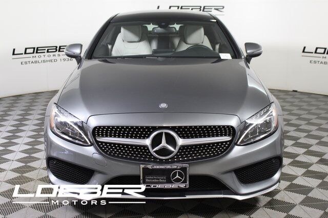 2017 Mercedes-Benz C 300 4MATIC® Coupe Chicago IL