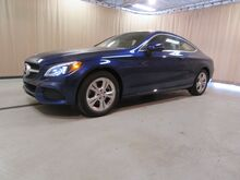 2017_Mercedes-Benz_C_300 4MATIC® Coupe_ Tiffin OH