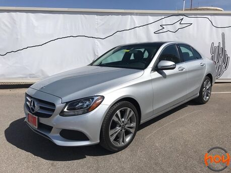 2017_Mercedes-Benz_C_300 4MATIC® Sedan_ El Paso TX