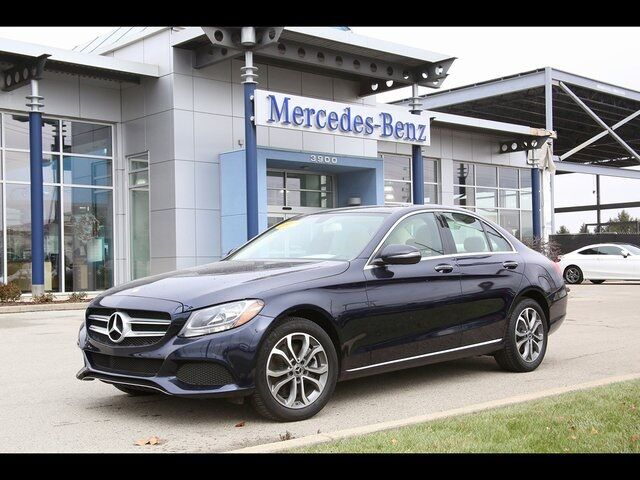 2017 Mercedes-Benz C 300 4MATIC® Sedan Indianapolis IN