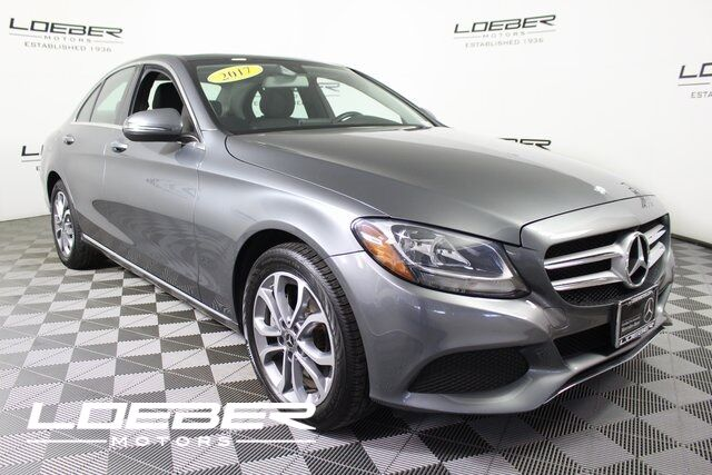 2017 Mercedes-Benz C 300 4MATIC® Sedan Lincolnwood IL