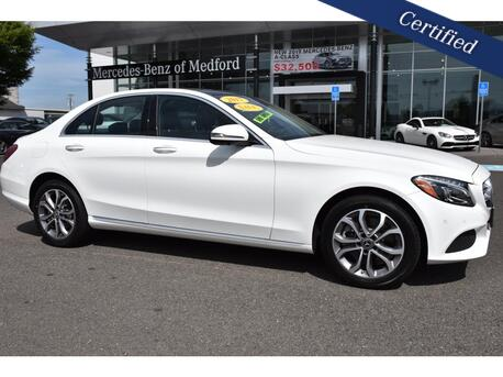 2017_Mercedes-Benz_C_300 4MATIC® Sedan_ Medford OR