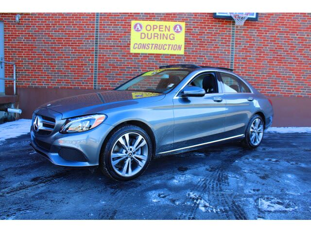 2017 Mercedes-Benz C 300 4MATIC® Sedan Merriam KS