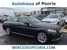 2017_Mercedes-Benz_C_300 4MATIC® Sedan_ Peoria IL