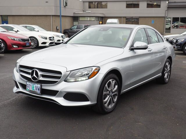 Mercedes Benz Mbrace App >> 2017 Mercedes-Benz C 300 4MATIC® Sedan Salem OR 17780342