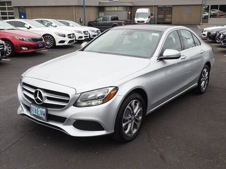 2017 Mercedes-Benz C 300 4MATIC® Sedan Salem OR