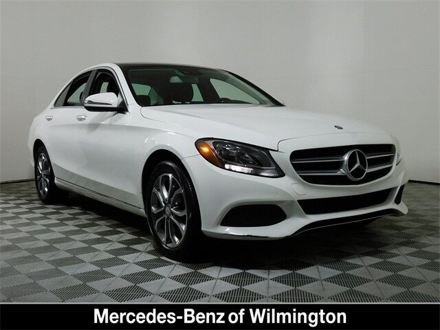 2017 Mercedes-Benz C 300 4MATIC® Sedan Wilmington DE