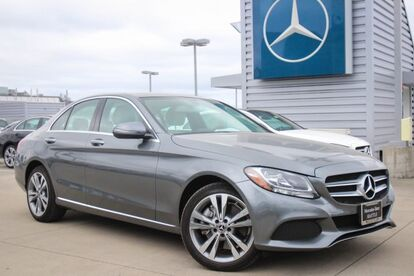 2017_Mercedes-Benz_C_300 4MATIC® Sedan_ Seattle WA
