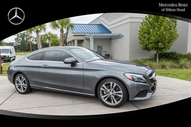 2017 Mercedes-Benz C 300 4MATIC® Coupe Bluffton SC