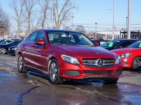 2017_Mercedes-Benz_C_300 4MATIC® Sedan_  Novi MI