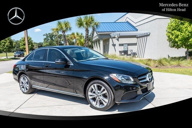 2017 Mercedes-Benz C 300 4MATIC® Sedan Bluffton SC