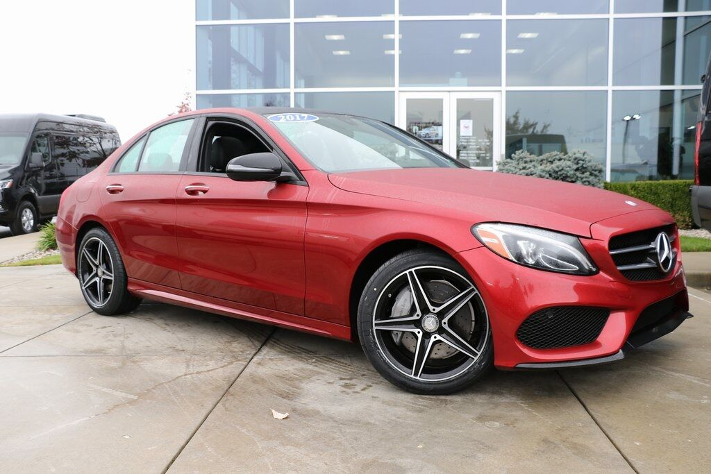 2017 Mercedes-Benz C 300 4MATIC® Sedan Kansas City MO
