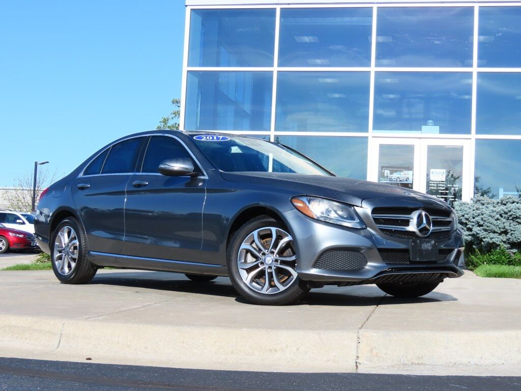 2017 Mercedes-Benz C 300 4MATIC® Sedan