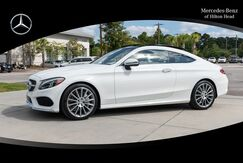 2017_Mercedes-Benz_C_300 Coupe_ Bluffton SC