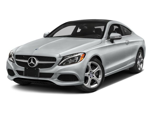 2017 Mercedes-Benz C 300 Coupe Y5107 Coral Gables FL