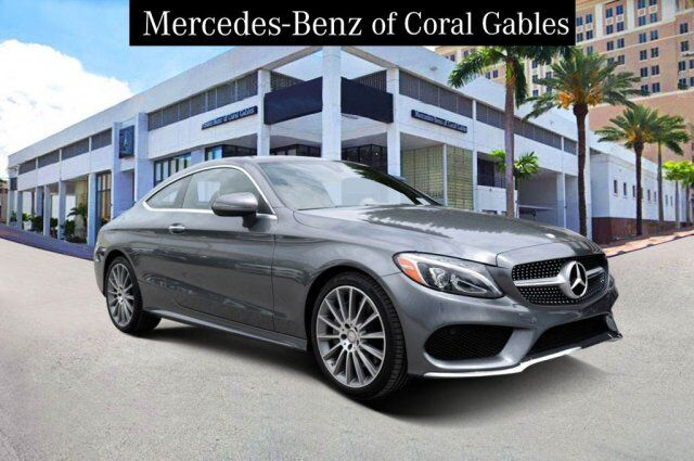 2017 Mercedes-Benz C 300 Coupe Coral Gables FL