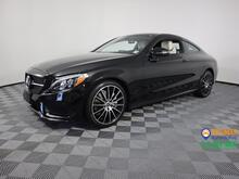 2017_Mercedes-Benz_C_300 Coupe_ Feasterville PA