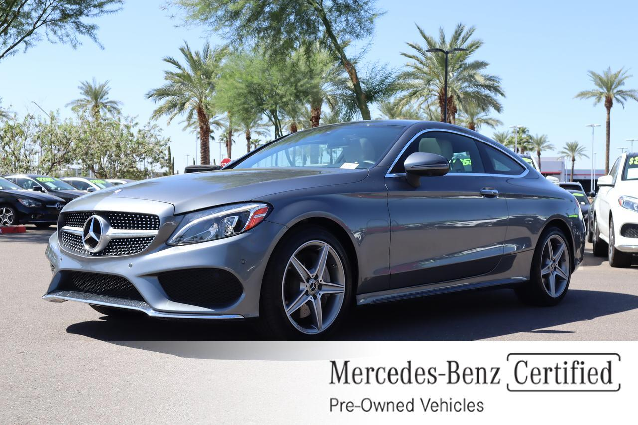 2017 Mercedes-Benz C 300 Coupe Gilbert AZ