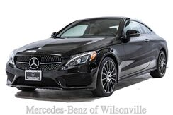 2017_Mercedes-Benz_C_300 Coupe_ Portland OR