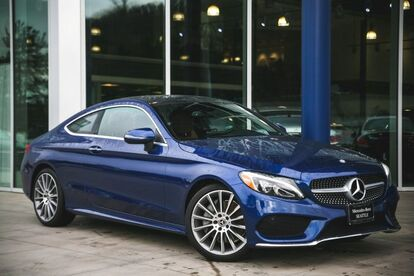 2017_Mercedes-Benz_C_300 Coupe_ Seattle WA