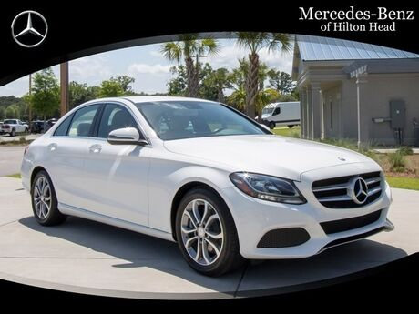 2017 Mercedes-Benz C 300 Sedan Bluffton SC