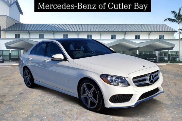 2017 Mercedes-Benz C 300 Sedan V1113CB Cutler Bay FL