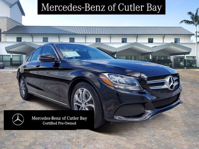 2017 Mercedes-Benz C 300 Sedan Cutler Bay FL