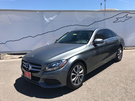 2017_Mercedes-Benz_C_300 Sedan_ El Paso TX