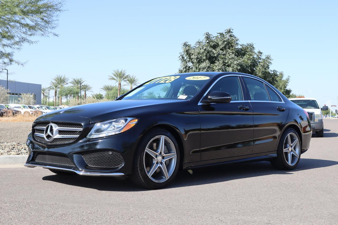 2017 Mercedes-Benz C 300 Sedan Gilbert AZ