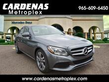 2017_Mercedes-Benz_C_300 Sedan_ Harlingen TX
