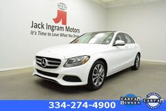 2017_Mercedes-Benz_C_300 Sedan_ Montgomery AL