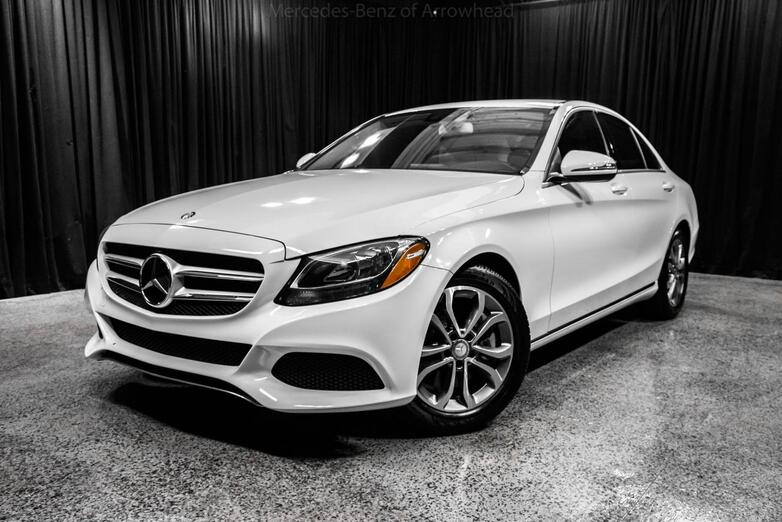 2017 Mercedes-Benz C 300 Sedan Peoria AZ