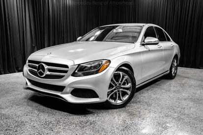 2017_Mercedes-Benz_C_300 Sedan_ Peoria AZ