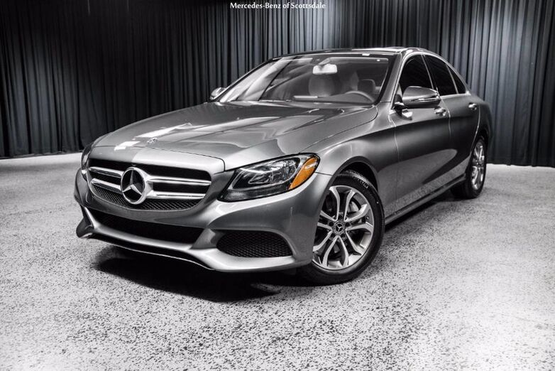 2017 Mercedes-Benz C 300 Sedan Scottsdale AZ
